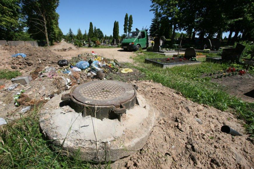 Ginkūnų kapinės