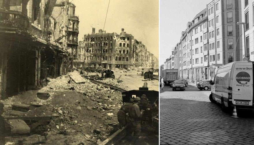 Berlynas 1945 m. ir 2015 m.