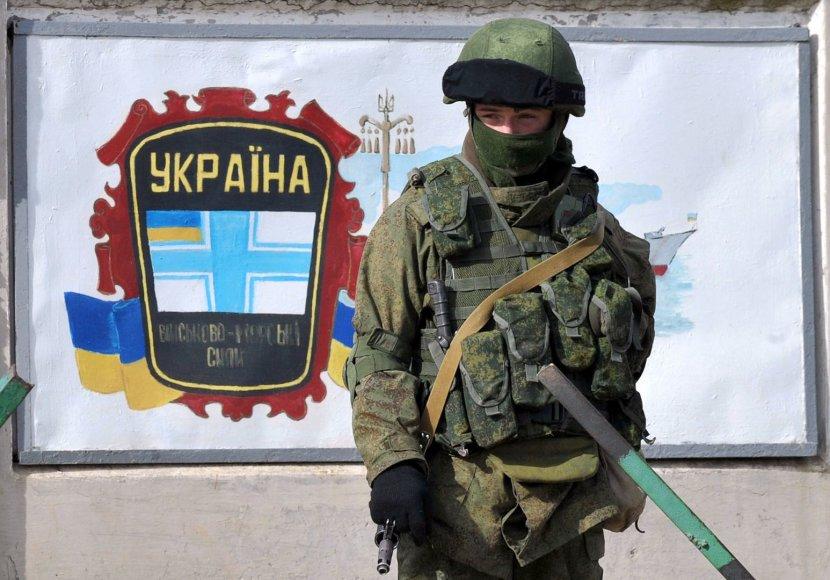 Rusijos karys Kryme