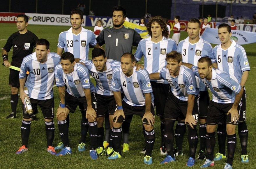 Argentina 2013 metų rugsėjo 10 d.