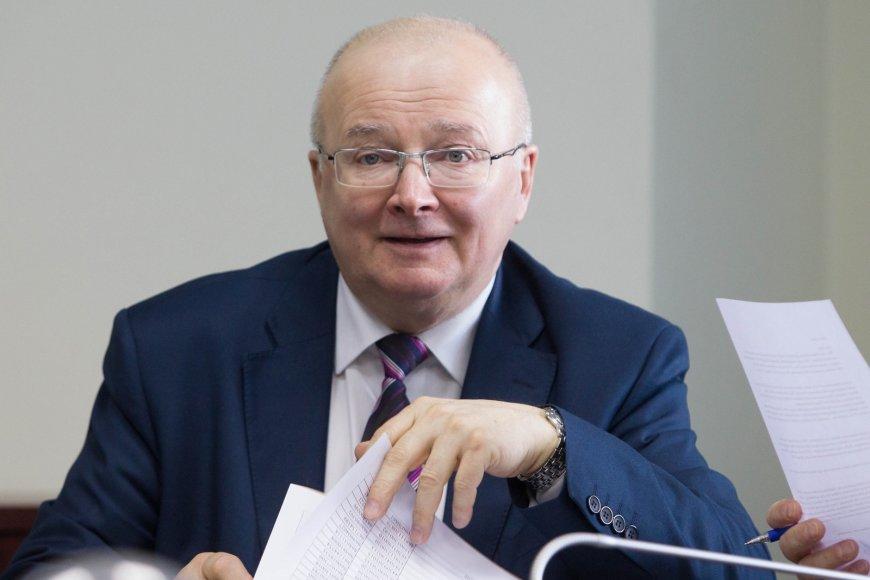 Vyriausiosios rinkimų komisijos pirmininkas Zenonas Vaigauskas