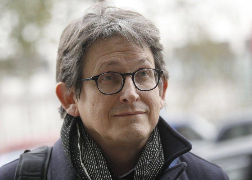 """""""The Guardian"""" vyr. redaktorius Alanas Rusbridgeris"""