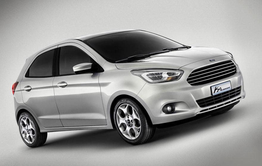 """""""Ford Ka Concept"""""""