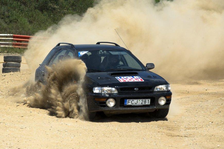"""""""Subaru versmės"""" varžybos"""