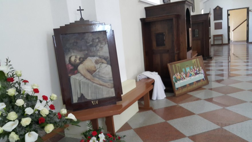 Tauragės Švč. Trejybės bažnyčioje buvo kilęs gaisras