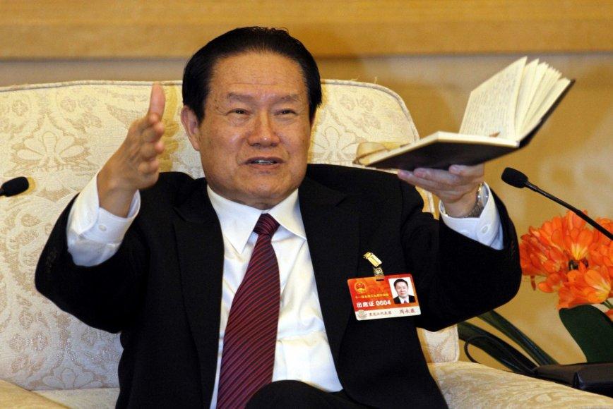 Zhou Yongkangas