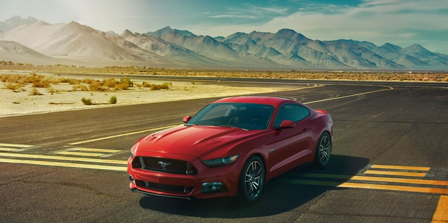 """""""Ford Mustang GT"""""""