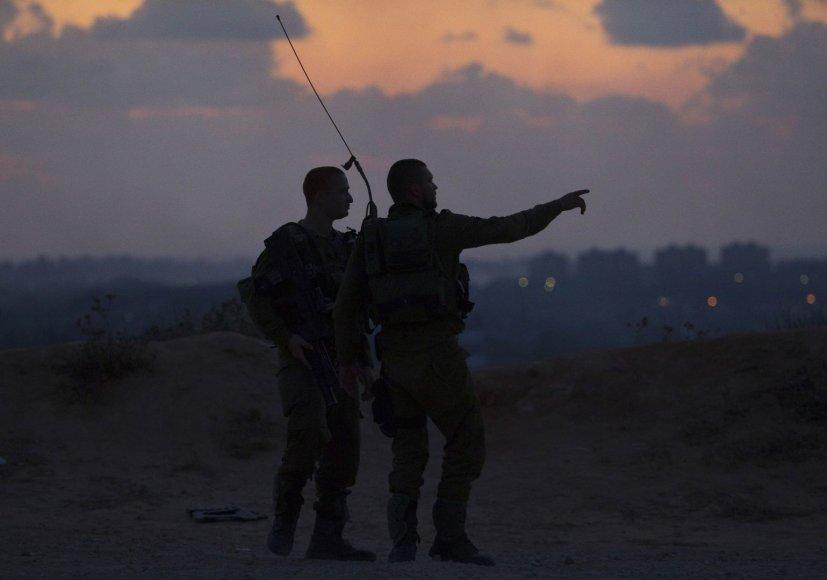 Izraelio kariai Gazos ruože