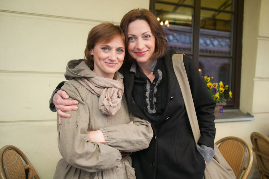 Vitalija Mockevičiūtė ir Neringa Varnelytė