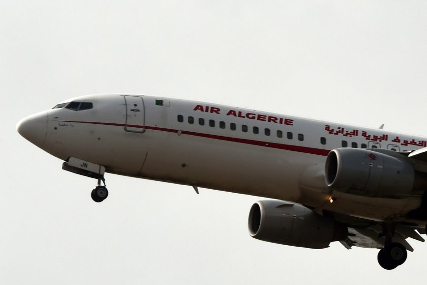 """Air Algerie"" laineris"
