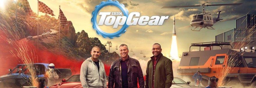 """""""Aukščiausia pavara"""" (Top Gear)"""