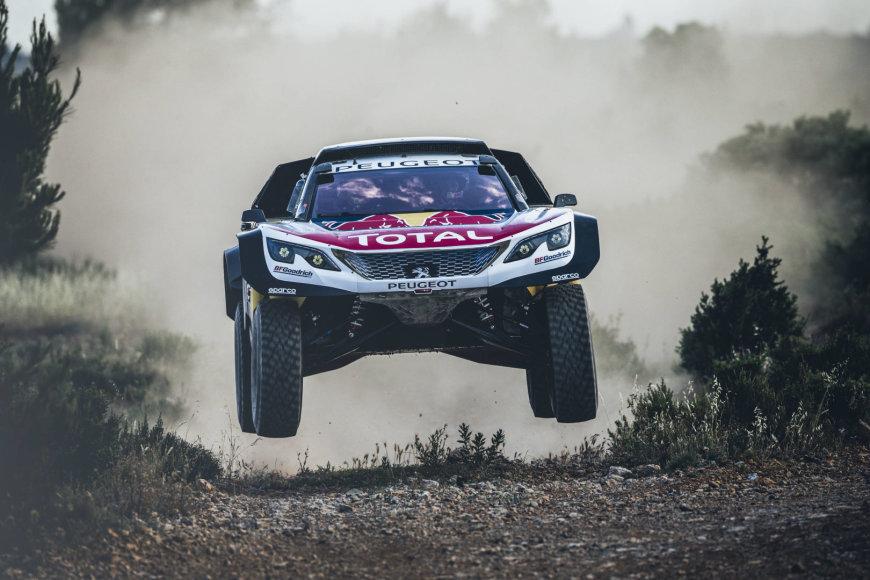 """Peugeot 3008 DKR Maxi"""