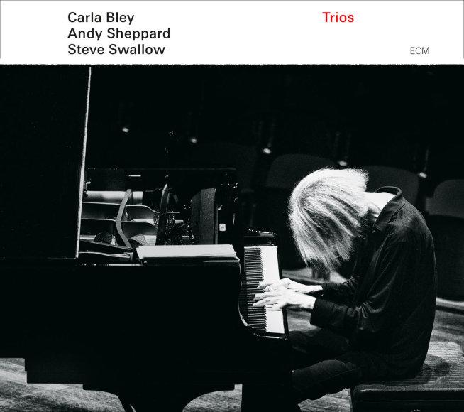"Carla Bley, Andy Sheppard, Steve Swallow – ""Trios"""