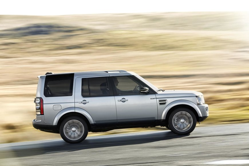 """""""Land Rover Discovery XXV"""""""