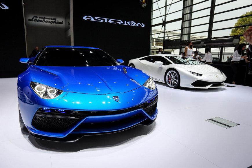 """""""Lamborghini"""" inovatorius """"Asterion"""""""