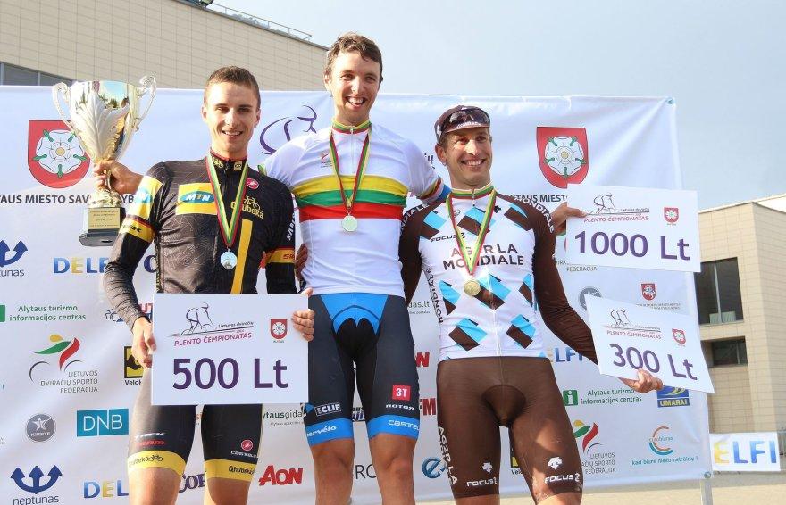 Lietuvos dviračių plento čempionatas
