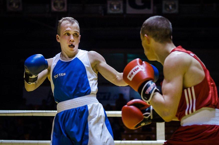 Zagrebe vyksta Europos jaunimo bokso čempionatas