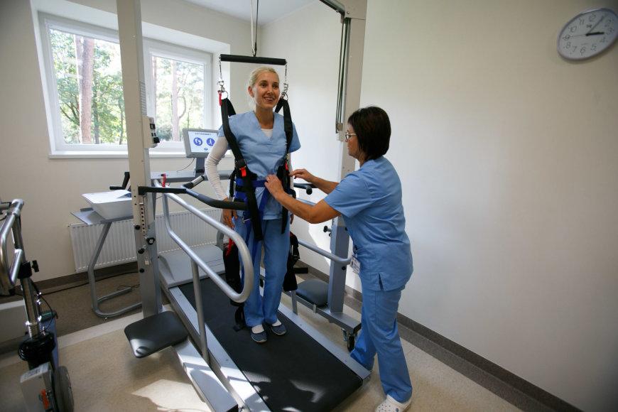 Kulautuvos reabilitacijos ligoninė