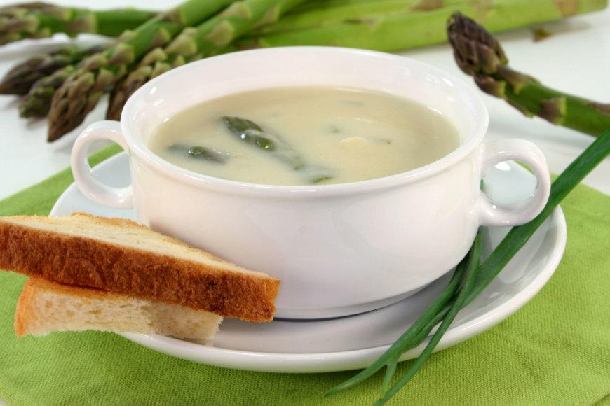 Trinta sriuba su smidrais