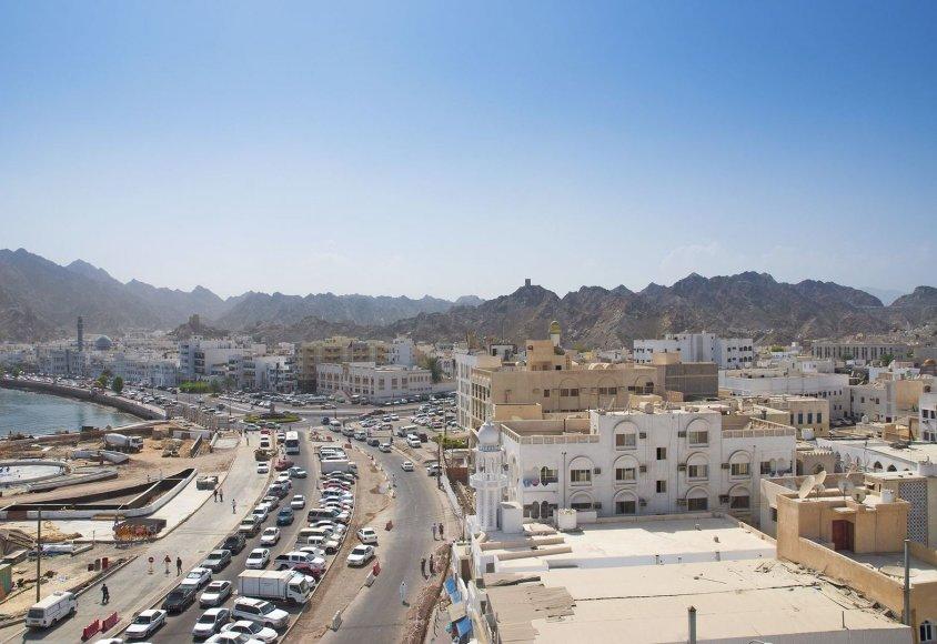 Masktas, Omano sostinė