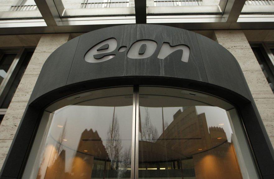 """E.ON"" biuras Diuseldorfe"
