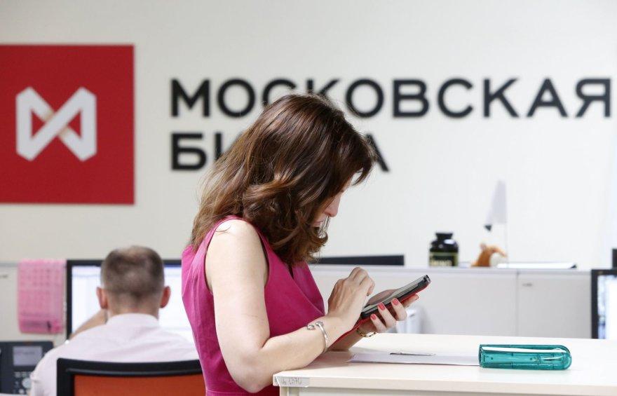 Rusijos birža