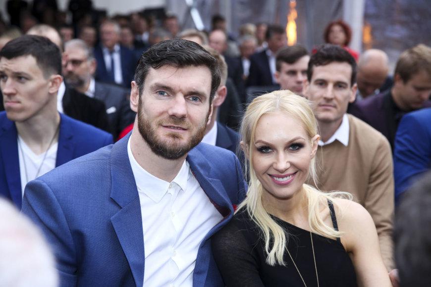 Irmanto Gelūno / 15min nuotr./Darjušas ir Edita Lavrinovičiai