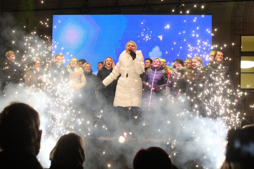 Lietuvos kultūros sostinės 2015 atidarymas