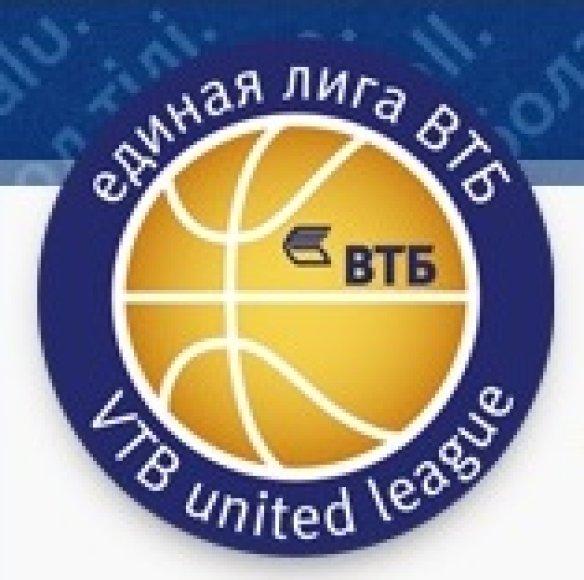 VTB JUngtinė lygos logotipas/