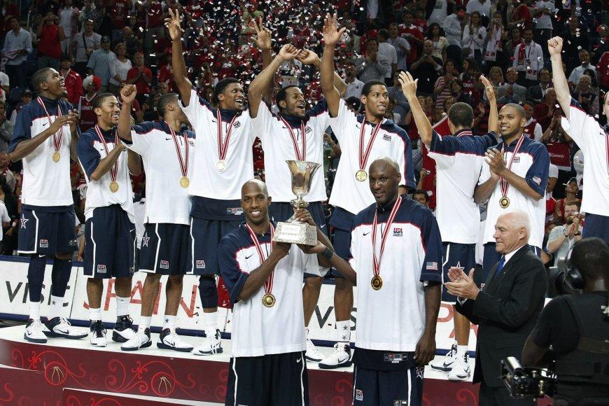 Pasaulio krepšinio čempionato Pasaulio taurė