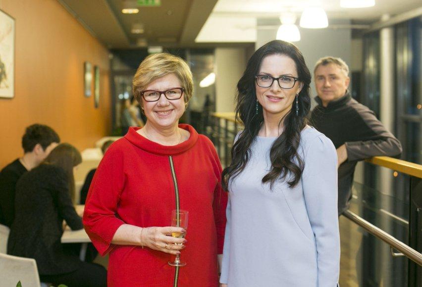 Vida Ramaškienė ir Živilė Vaškytė