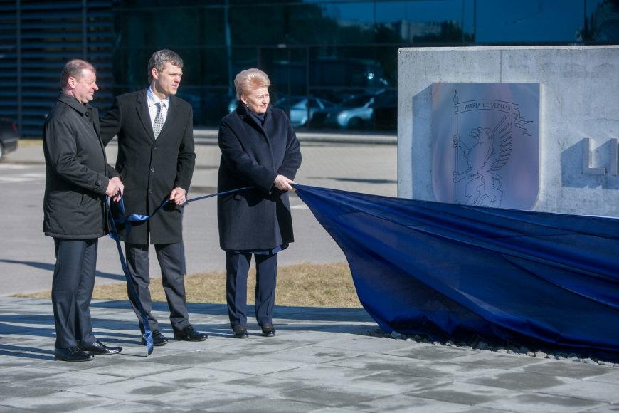 Naujo VSD pastato atidarymas