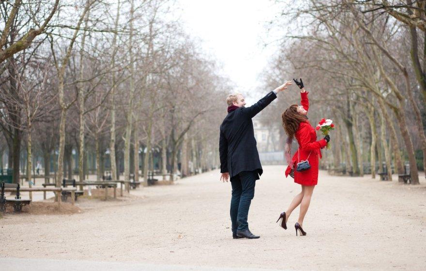Romantiškas pasimatymas