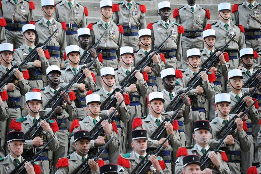 Prancūzijos užsieniečių legionas