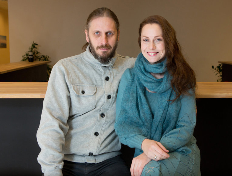 Rokas Radzevičius ir Aistė Smilgevičiūtė