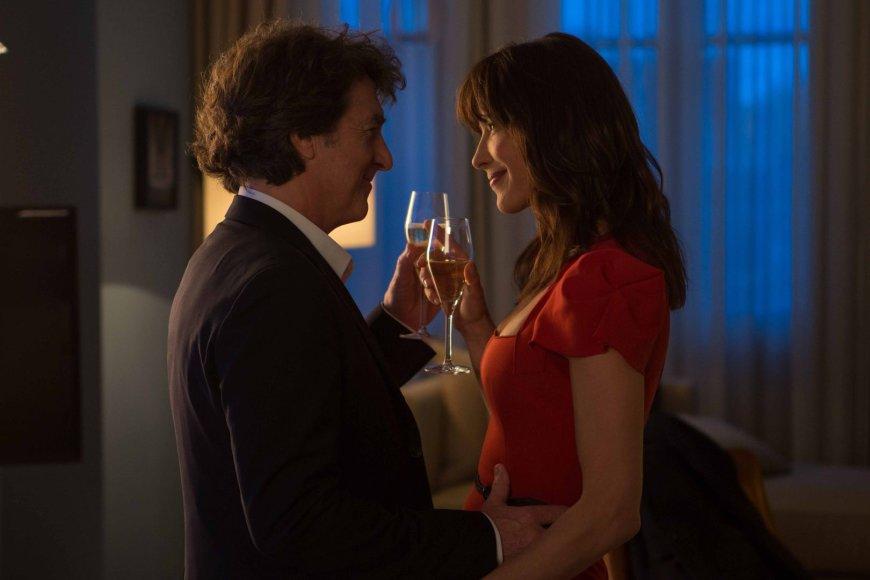 """Francois Cluzet ir Sophie Marceau filme """"Pasimatymas"""""""