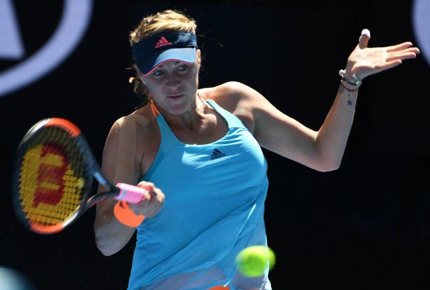 Venus Williams prieš Anastasiją Pavliučenkovą