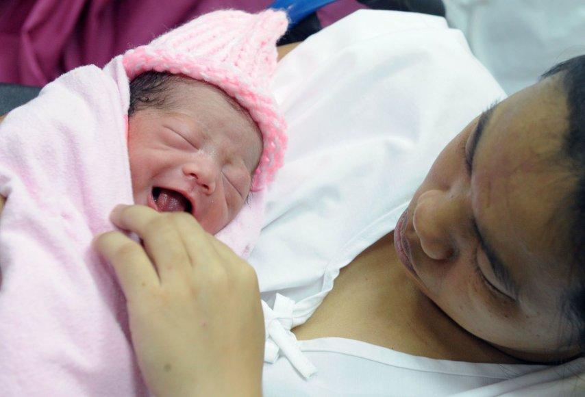 Šimtamilijonasis kūdikis