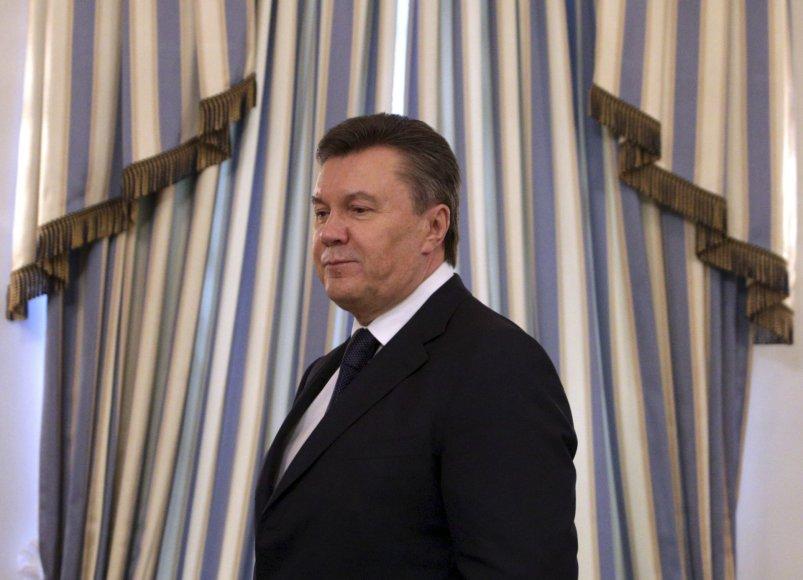 Viktoro Janukovyčiaus režimas vis dar reikalauja aukų.