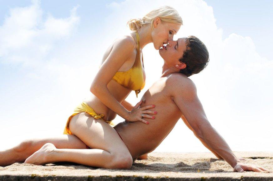 Kelionės poros santykius padaro intymesnius
