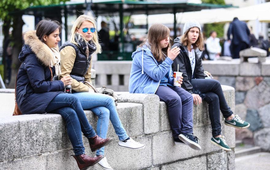 Kopenhagos gyventojų stilius