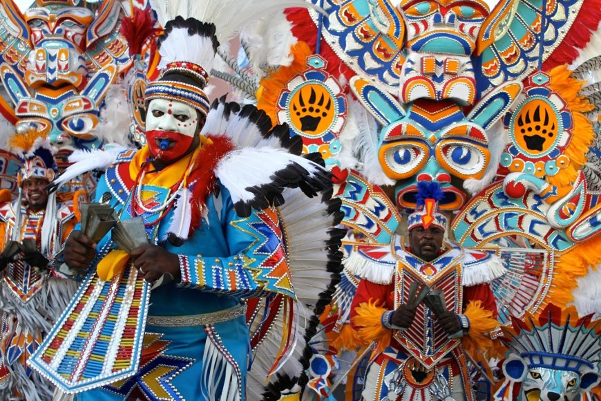 Bahamų salose vykstantis festivalis darosi vis populiaresnis tarp turistų