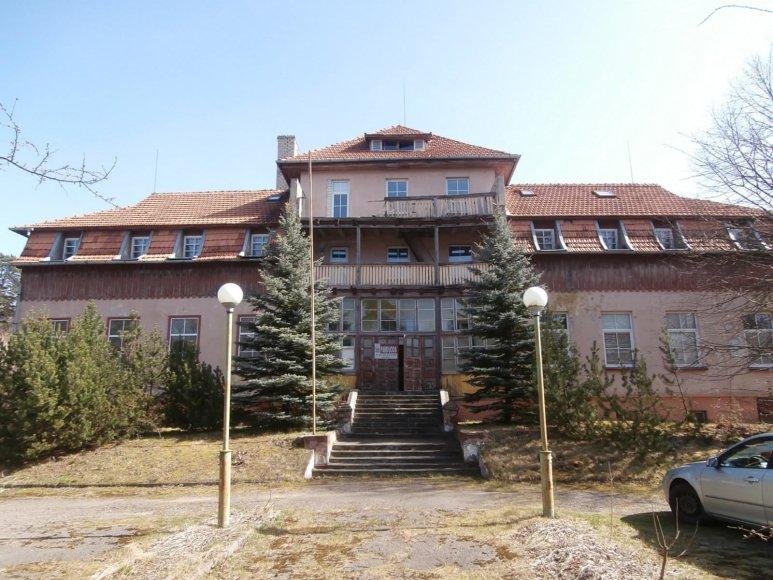 Luizės sanatorijos pastatų kompleksas