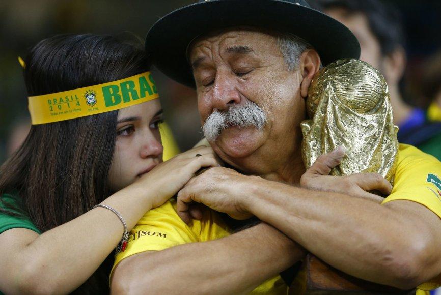 """Liūdnasis Brazilijos sirgalius"""