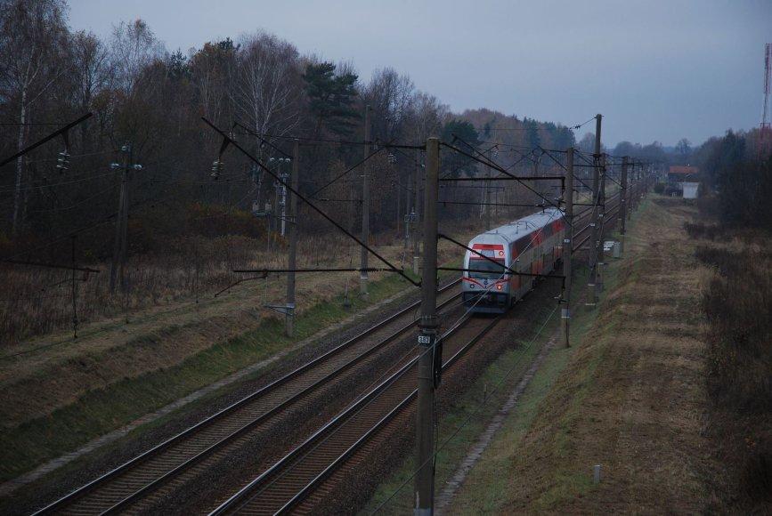 Keleivinis traukinys
