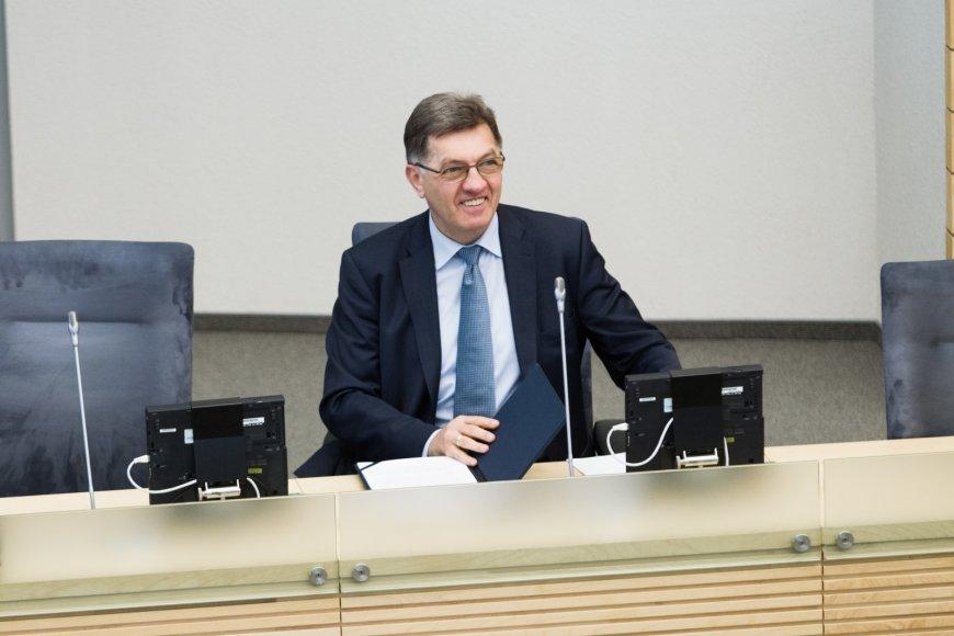 Premjeras Algirdas Butkevičius