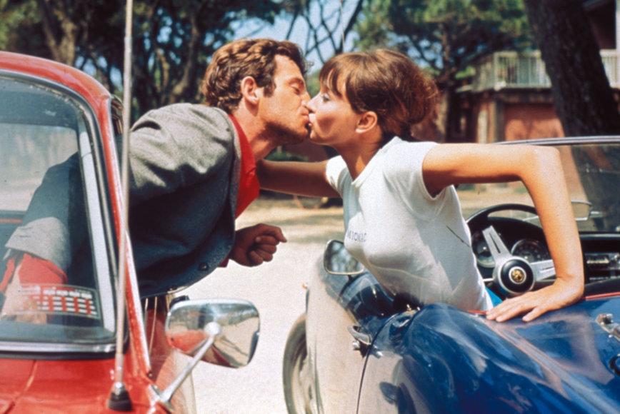 """Festivalis """"Palanga – mon amour"""" šiemet prasideda su vieno originaliausių modernistų per visą kino istoriją, """"naujosios bangos"""" pradininko, režisieriaus Jean-Luc Godard juosta – 1965 m. drama """"Pamišėlis Pjero""""."""