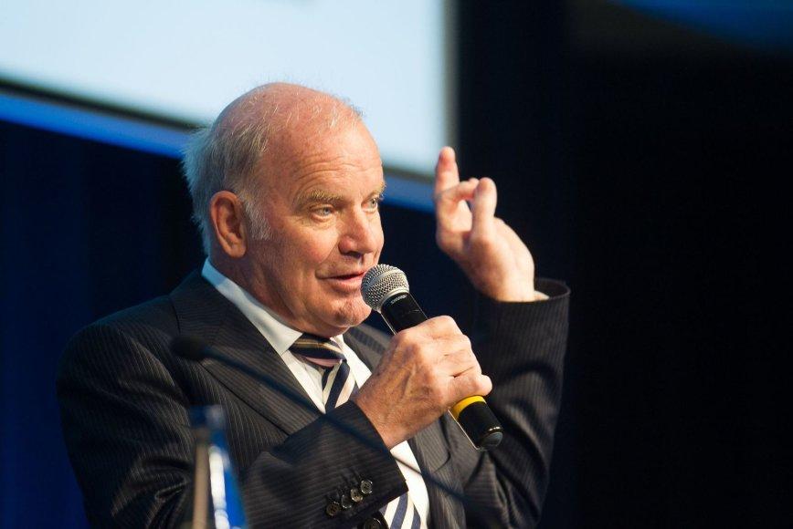 Nobelio premijos laureatas Kary Mullisas