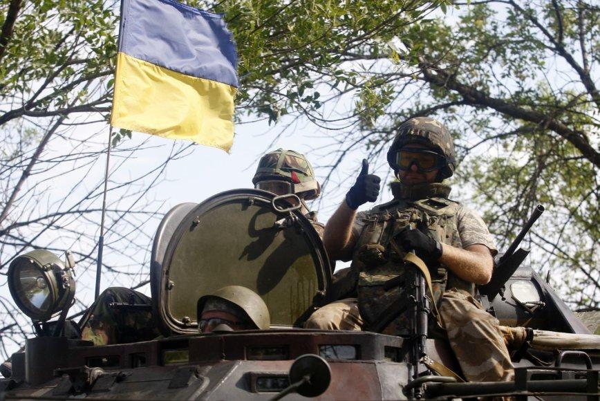 Ukrainos kariai