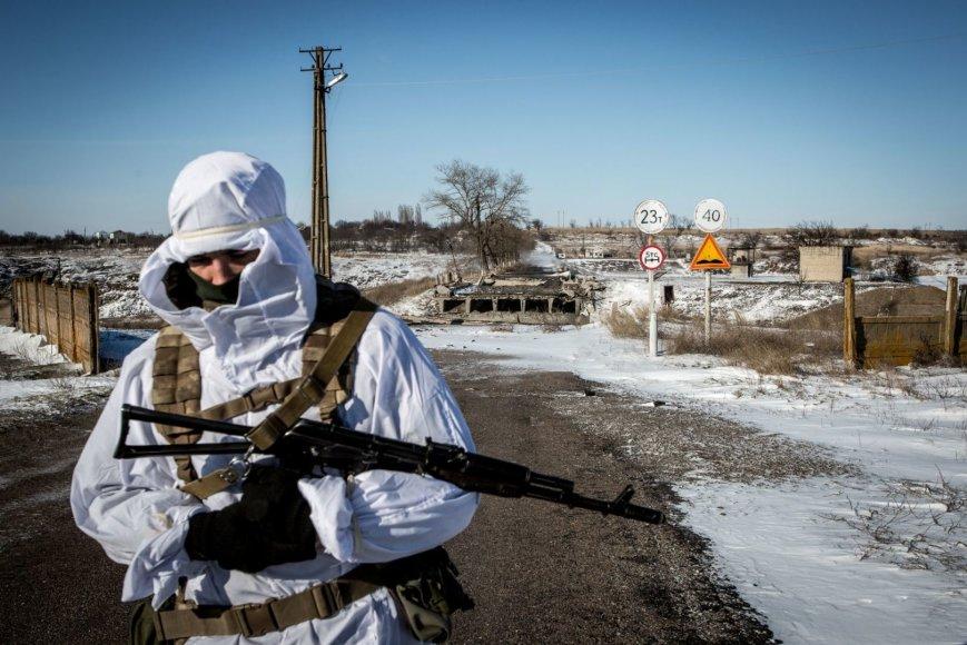 Karas Ukrainoje